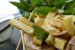 Taiwanese Sweet Potato Fries