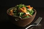 Fried Chicken & Kale