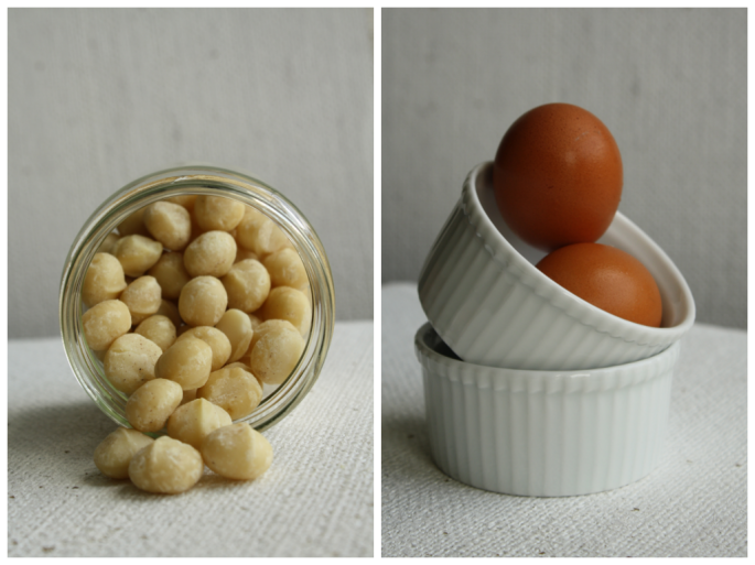 Nuts and Eggs