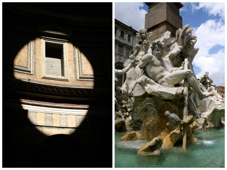 Pantheon&Fountain
